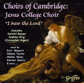 Choirs of Cambridge: Jesus College Choir GCCD 4069