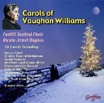 Carols of Ralph Vaughan Williams GCCD 4072