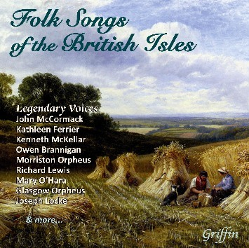 Folk Songs of the British Isles GCCD 4078