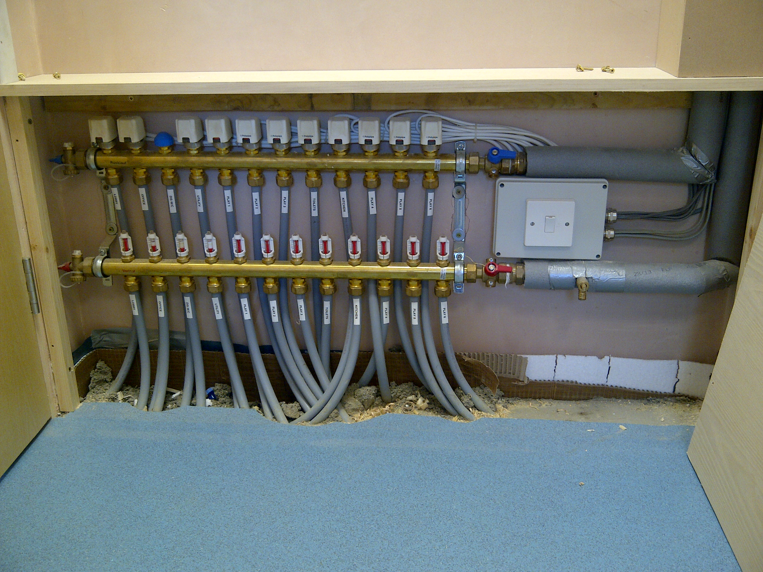 wiring diagram for electric underfloor heating 05 yfz 450 our gallery griffiths air conditioning and electrical