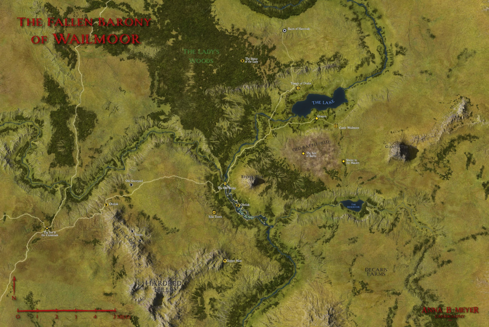 Curse of the Lost Memories Digital Map Pack – Griffon Lore Games on