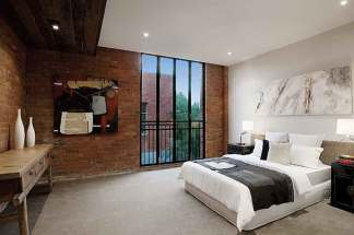 Stylish-and-elegant-industrial-style-bedroom
