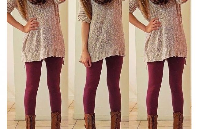jeggings-with-shirt