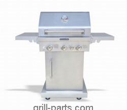kitchen aid bbq types of counters grills free shipping parts and accessories