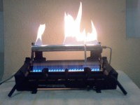 Ventless gas log fireplace difference and regulations ...