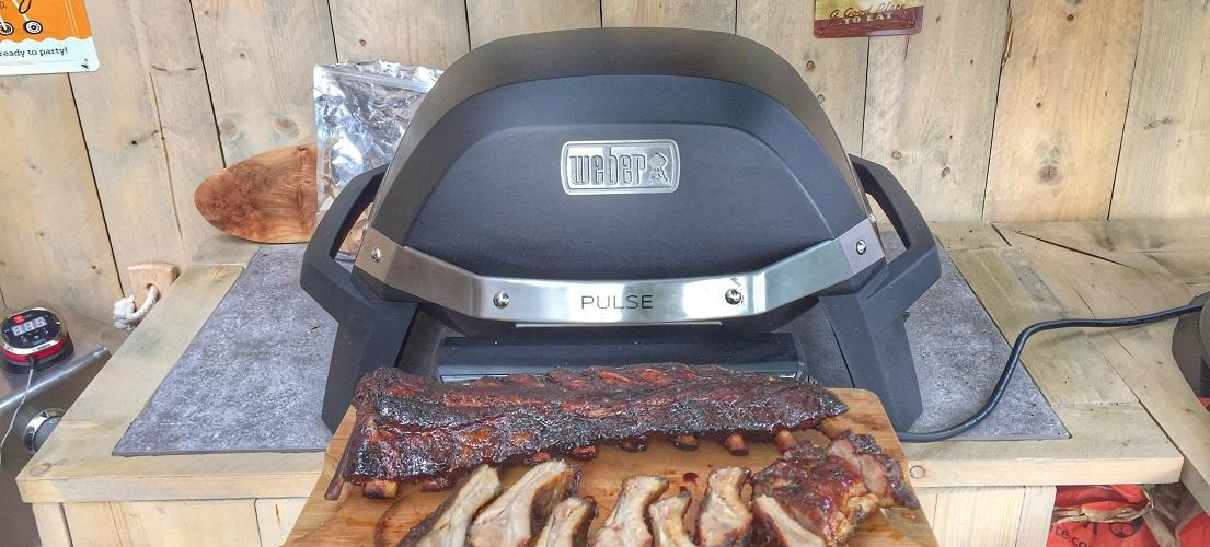 Weber Puls 2000 review