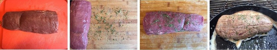 Bereiding vlees