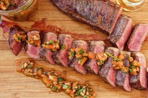 De Perfecte Picanha Steak