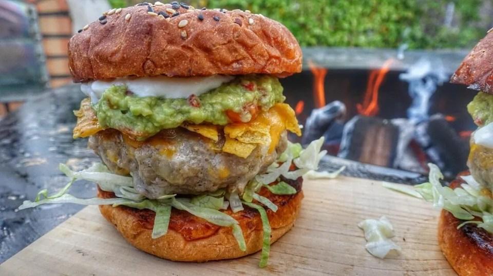 iberico burger
