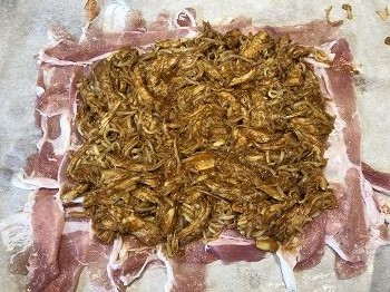 bacon mat
