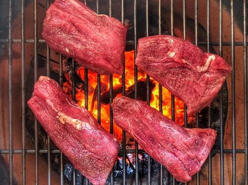 rauwe biefstuk