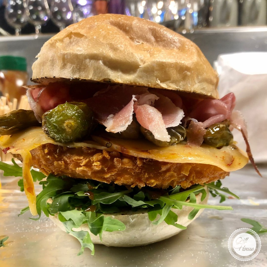 panino stagionale speciale grill house salerno