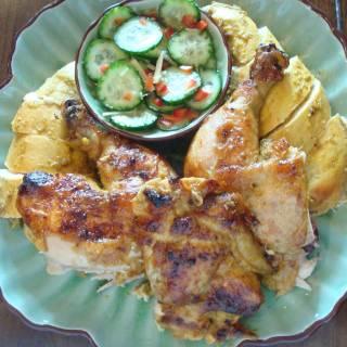 """""""Wishing That I Was In Thailand"""" Rotisserie Chicken"""