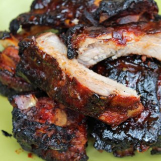 Spicy Soy RIbs
