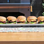 South-By-Southwest Pimiento Cheeseburger Sliders