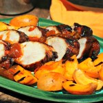 Easy Spiced Pork Tenderloin with Apricot Glaze