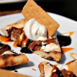 Flat Bread S'mores… Oh, Yeah!