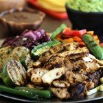 Grilled Chicken Fajitas For Cinco De Mayo!
