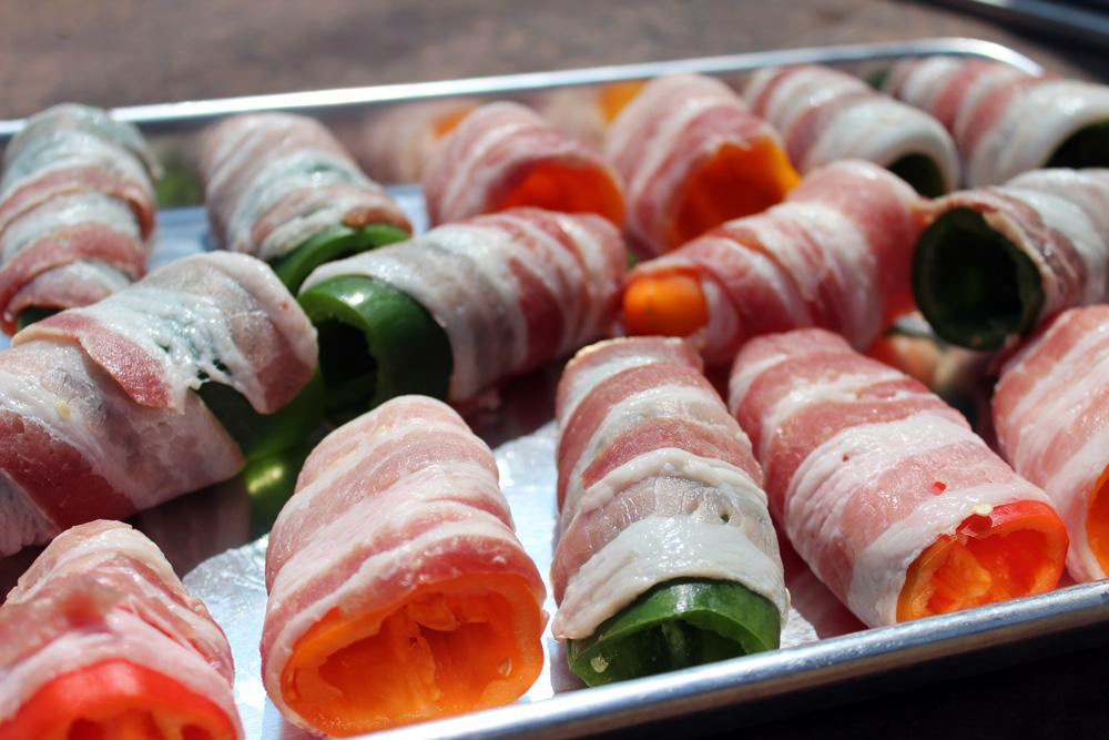 BACON WRAPPED SWEET SPICY PEPPERS-3