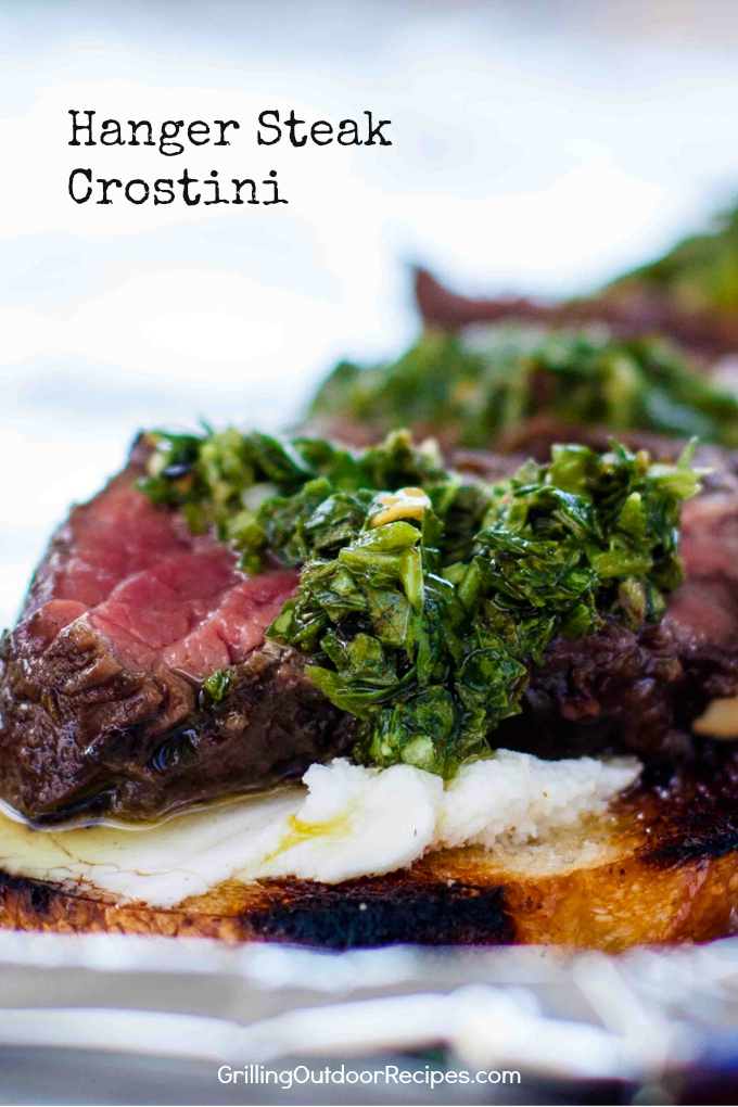 Hanger with Chimichurri - v