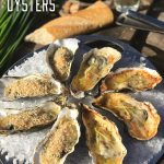 BBQ Oysters – Two Ways