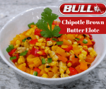 Chipotle Brown Butter Elote
