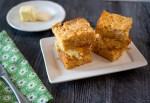 Grilling Survivor Series: Gluten-Free Southwestern Brown Butter Cornbread