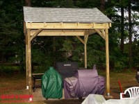 Canopies: Grill Canopy