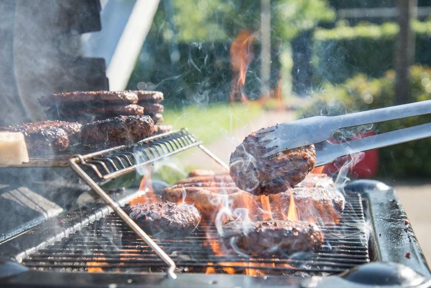 burgerpatties grillen