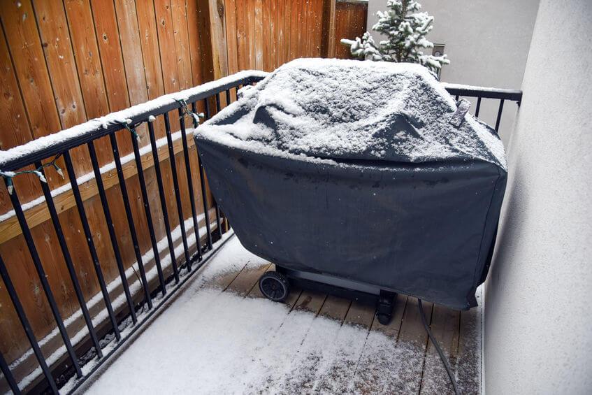 grill abdeckhaube material