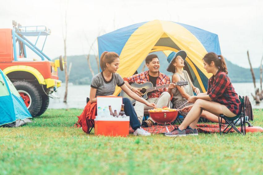 campinggrill am see