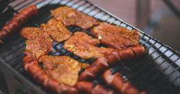 indoor grill header