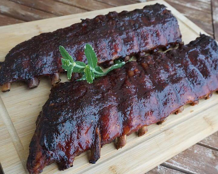 Spareribs Gasgrill 3 2 1 : 3 2 1 rippchen vom gas oder holzkohlegrill grillantions