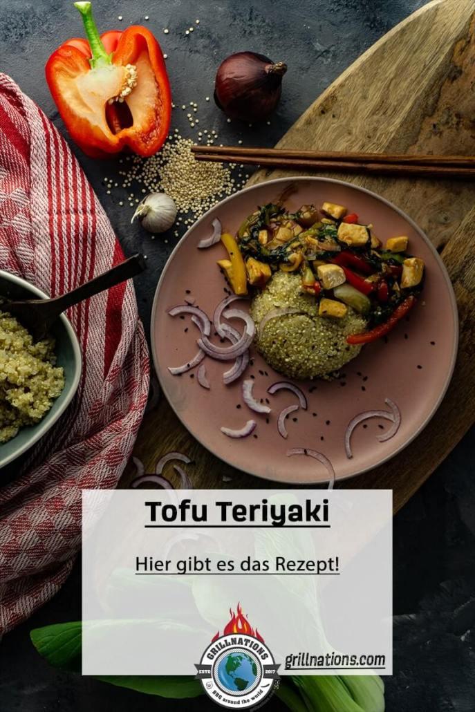 Tofu Teriyaki Rezept