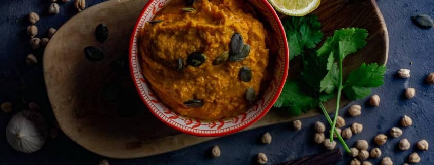 Kürbis Hummus Rezept Grillnations