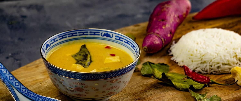 Thai Curry gelb Rezept