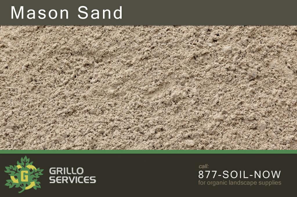 Masonry Sand Ct, Grillo Services