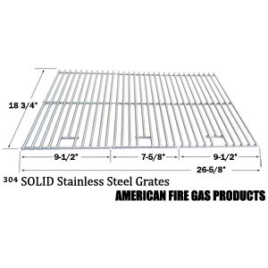 Cooking Grid for select Gas Grill Models by IGS IGS-2504