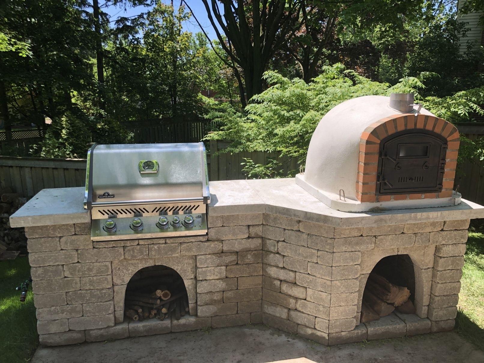 the classic portuguese brick pizza oven new generation
