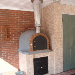 Kitchen Grills Cabinets Columbus Pizza Oven Chimney
