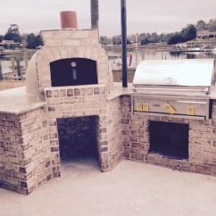 Outdoor Kitchen Oven Cabinet Hinge Pizza Pictures