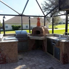Outdoor Kitchen Oven Modern Handles And Pulls Pizza Ovens With Wood