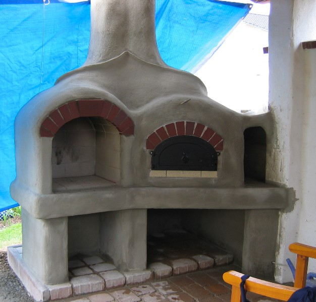 pizzaofen grill kombination | moregs, Gartenarbeit ideen