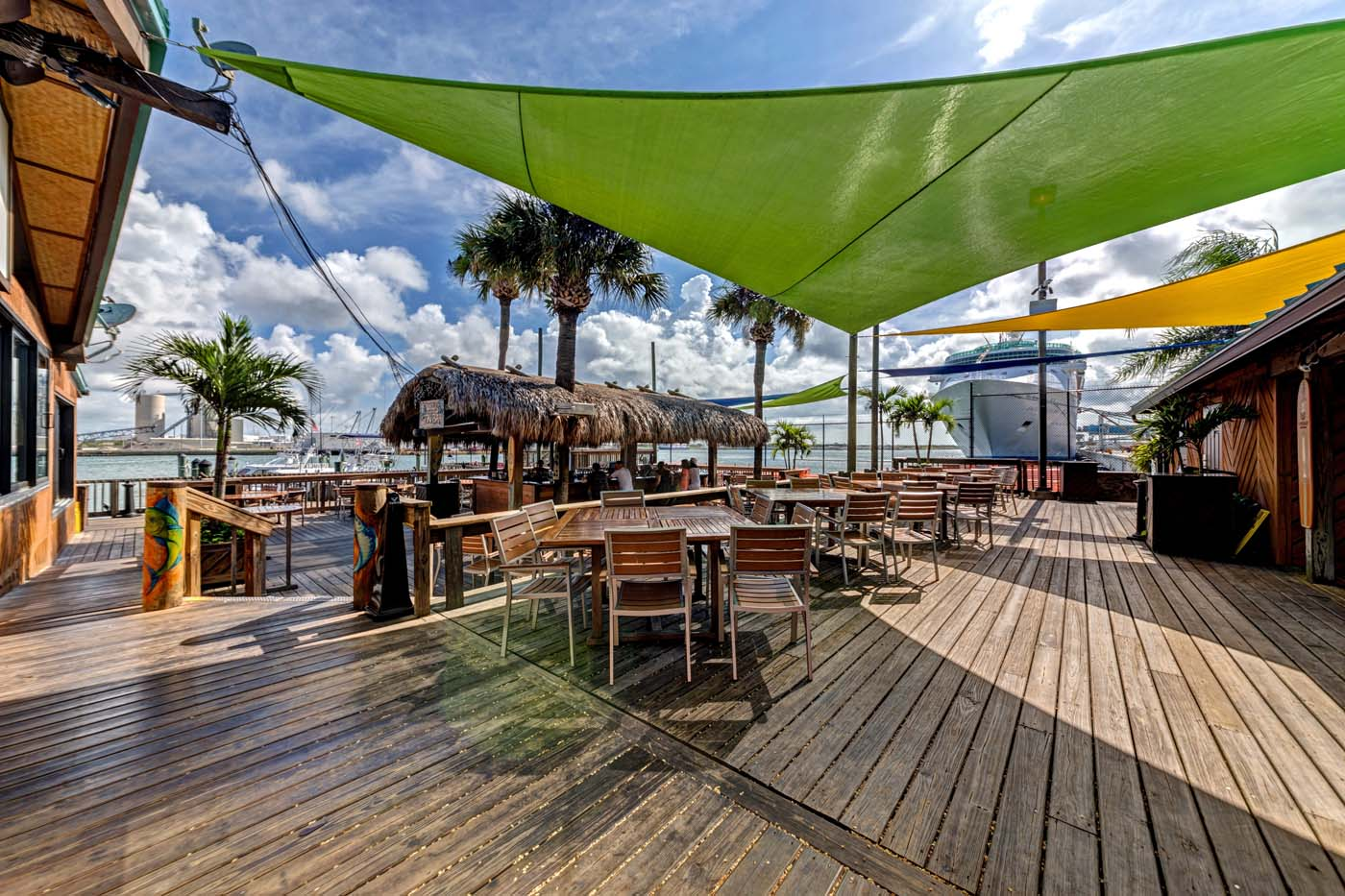 Grills Seafood  Waterfront Restaurant Orlando Port