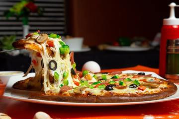 Gas Grill Pizza Ovens