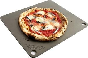 NerdChef Steel Stone - High-Performance Baking Surface pizza stone
