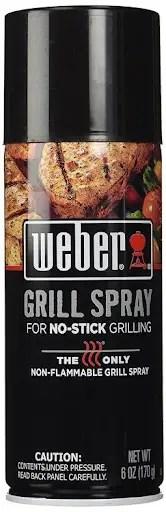WeberGrill'N Spray 6 Oz. - Pack of 3