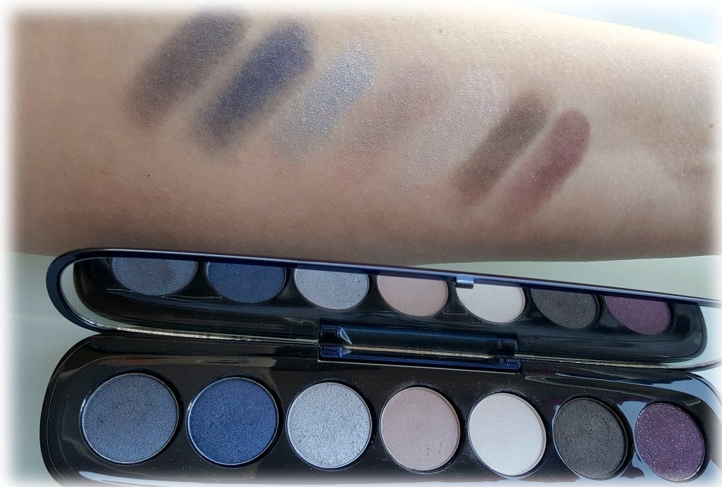 Mark Jacobs Palette Swatches
