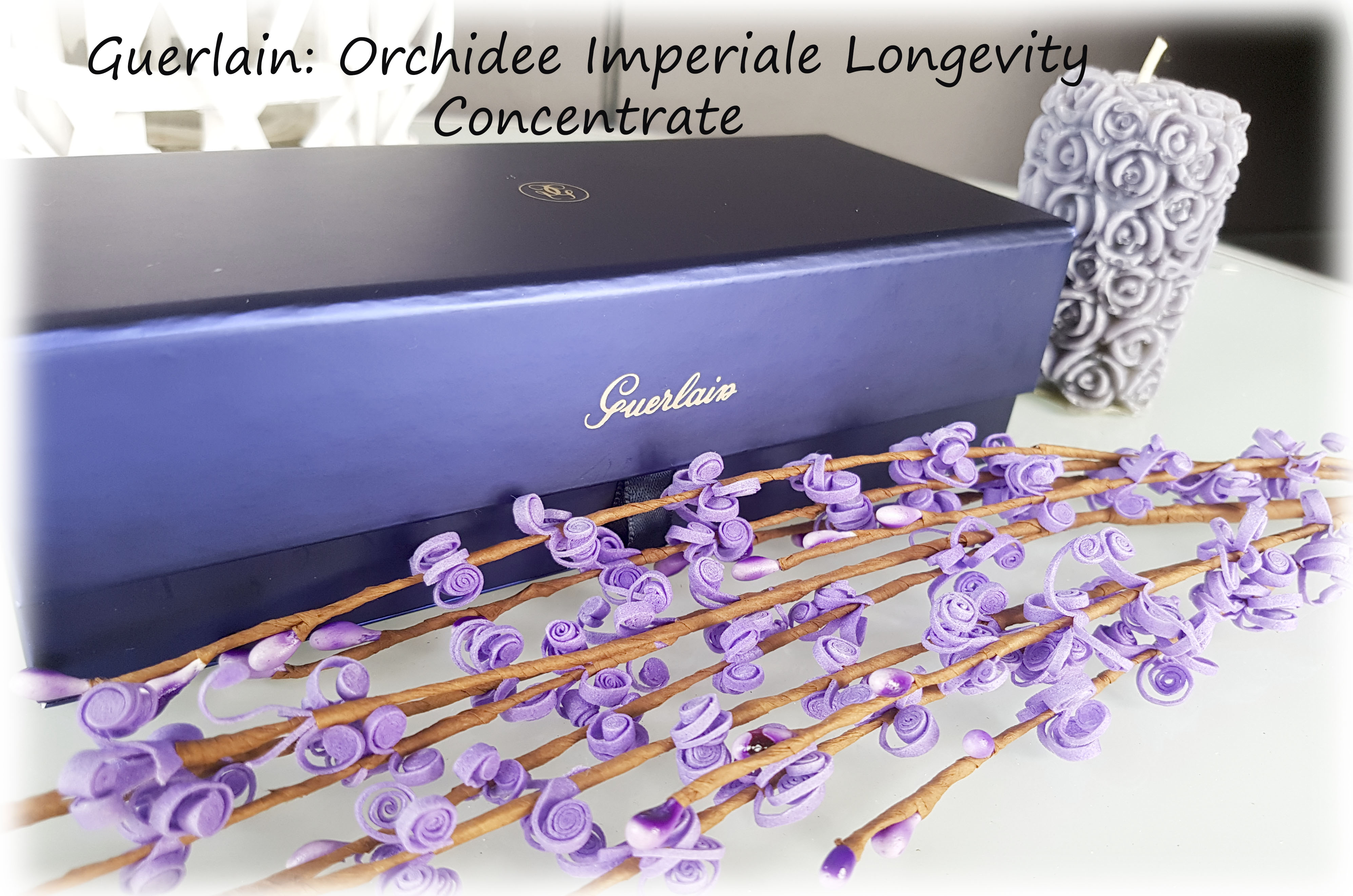 Guerlain: Orchidee Imperiale Longevity Concentrate
