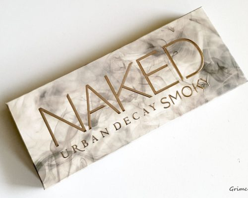 Urban Decay: Naked Smoky Eye Palette